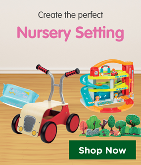 Create the perfect nursery setting