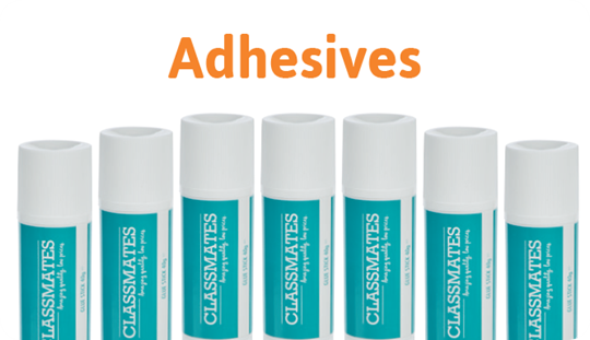 Stockroom Fillers: Adhesives