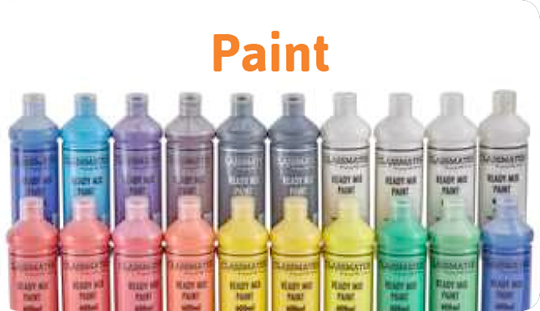 Stockroom Fillers: Paint