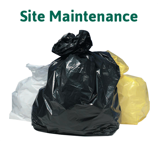 Stockroom Fillers: Site Maintenance