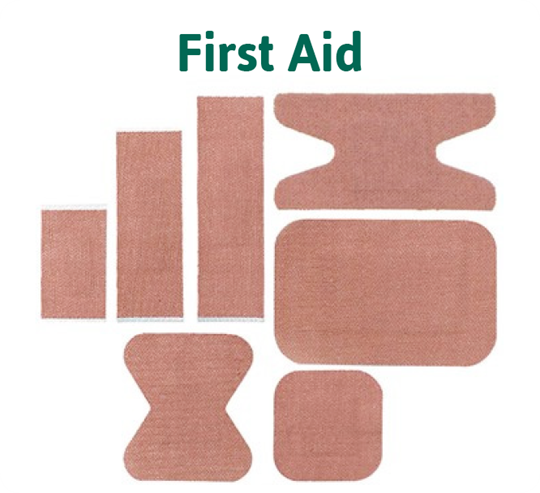 Stockroom Fillers: First Aid