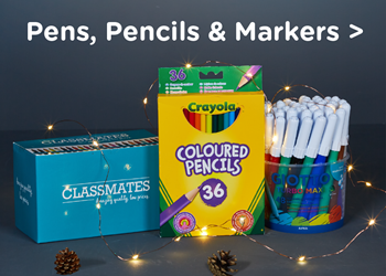 Christmas Pens and Pencils