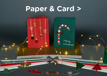 Christmas Paper and Card