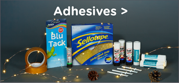 Christmas adhesives